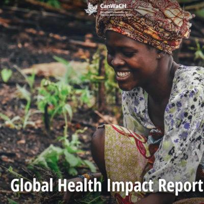 global health impact report